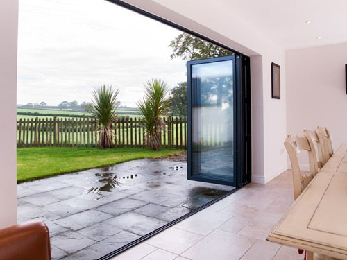 Bi-Folding Doors north tyneside