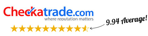 RLM is a 9 star Checkatrade Member
