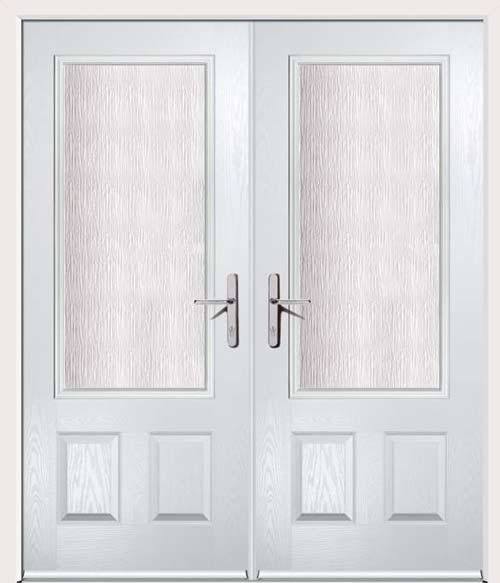RLM composite french doors