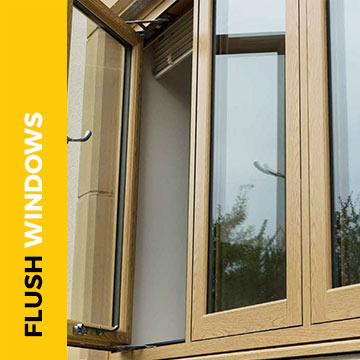 RLM Flush Windows