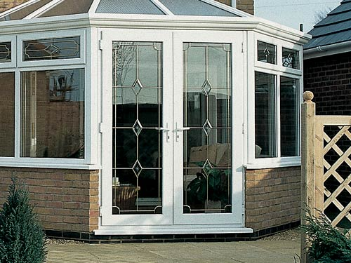 RLM french doors upvc