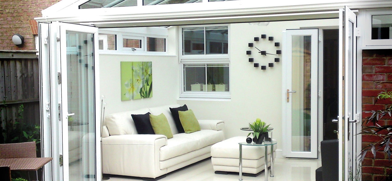 Highly rated conservatory fitter