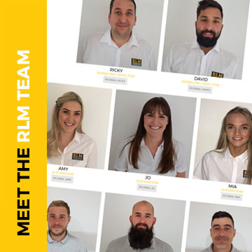 RLM Meet The Team