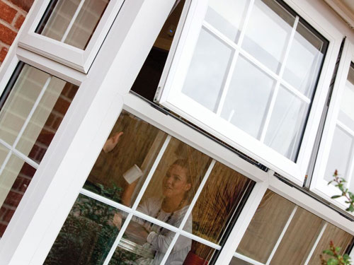 RLM uPVC Window installer